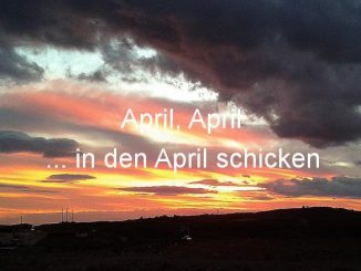 April April - Aprilscherze